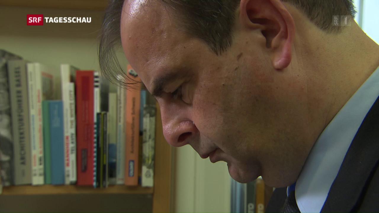 Gerhard Pfister – Rollenwechsel als Parteipräsident