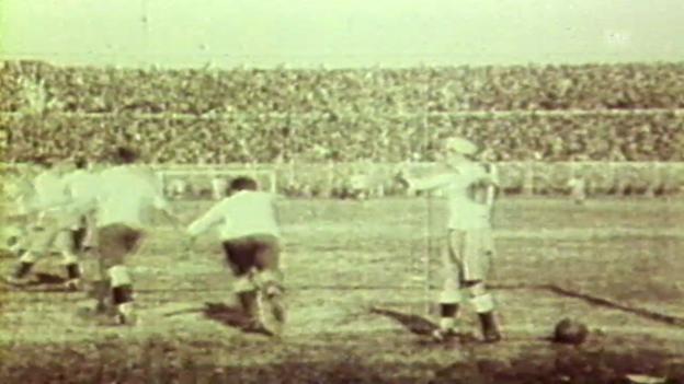Video «Highlights WM 1930: Final Uruguay - Argentinien 4:2» abspielen