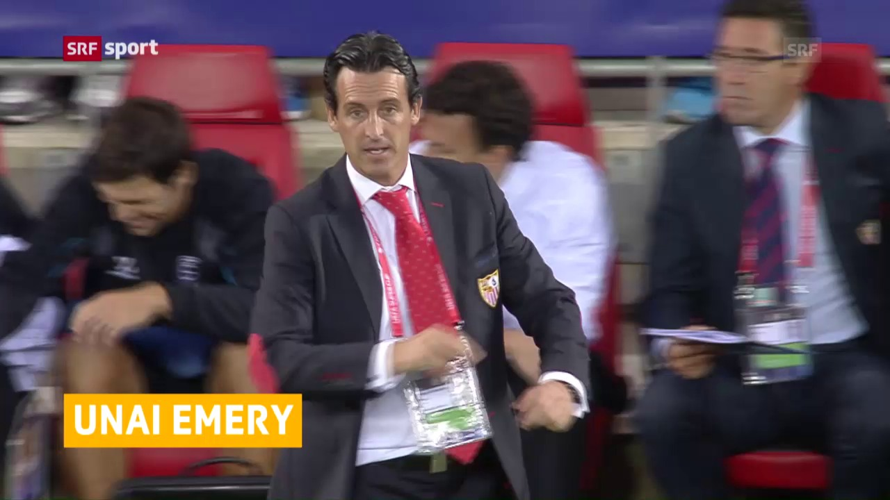 Emery zu Paris Saint-Germain
