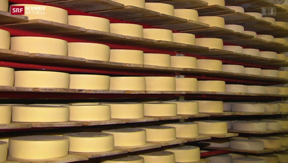 Appenzeller Käse reagiert auf Frankenstärke