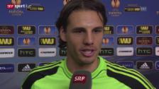 Video «Europa League: Yann Sommer («sportlive»)» abspielen