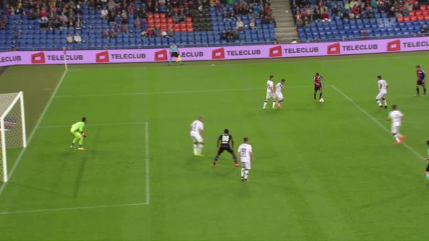 Video «Steffen macht es wie Robben» abspielen