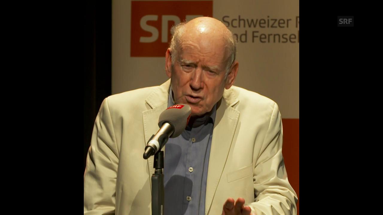 Franz Hohler: «Totemügerli» auf Rätoromanisch