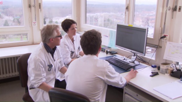 Video «Antibiotika-Alltag im Inselspital Bern» abspielen