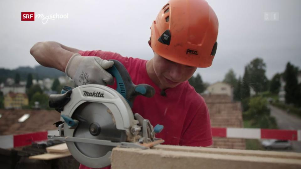 Berufsbild: Dachdeckerpraktiker EBA