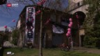 Video «Hausbesetzung: Stadt stellt Ultimatum» abspielen
