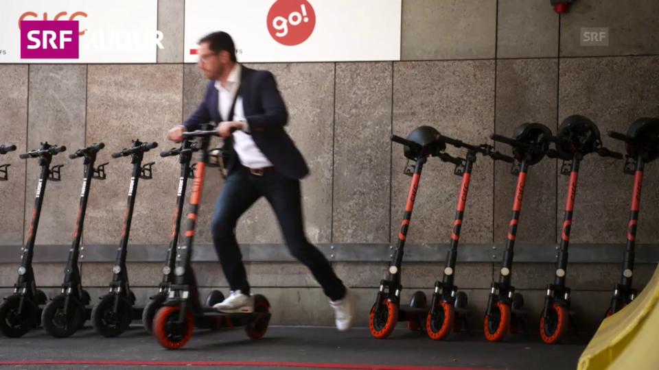 «Mobilität als Service»