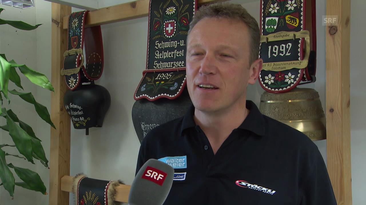 Schwingen: Adrian Käser über die Chancen der Berner