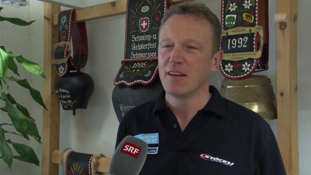 Video «Schwingen: Adrian Käser über die Chancen der Berner» abspielen