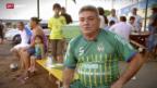 Video «IntimoBrasil: Fussball-Rivalität am Markt von Manaus» abspielen