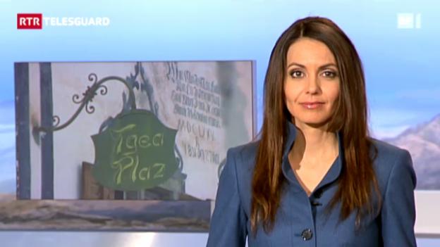 Laschar ir video «Il rumantsch a Präz»
