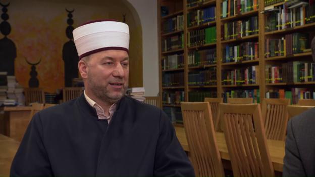 Video «Ausbildung für Imame in der Schweiz?» abspielen