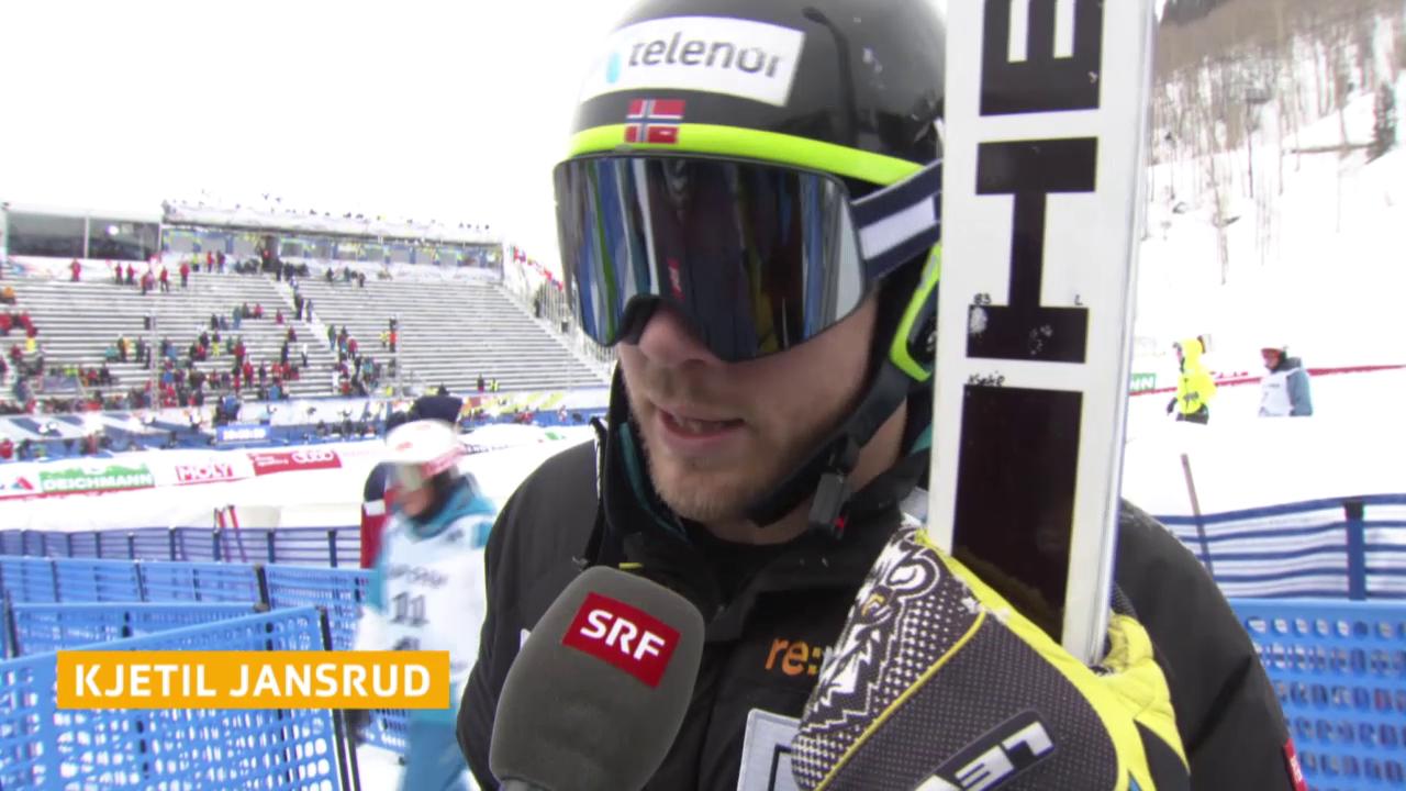 Ski Alpin: WM Vail/Beaver Creek, Reaktionen der Fahrer zur Super-G-Absage
