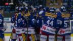 Video «Eishockey: NL, Kloten - Lugano» abspielen