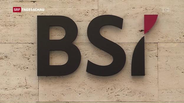 Video «Finma verordnet Auflösung der BSI» abspielen