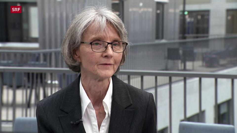 Maria Schubert, Professorin «Pflege in der Akutversorgung», ZHAW: «Die Unterdotierung ist ein wichtiges Thema, an dem man dranbleiben muss.»