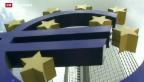 Video «EZB kontrolliert neu die Banken im Euroraum» abspielen