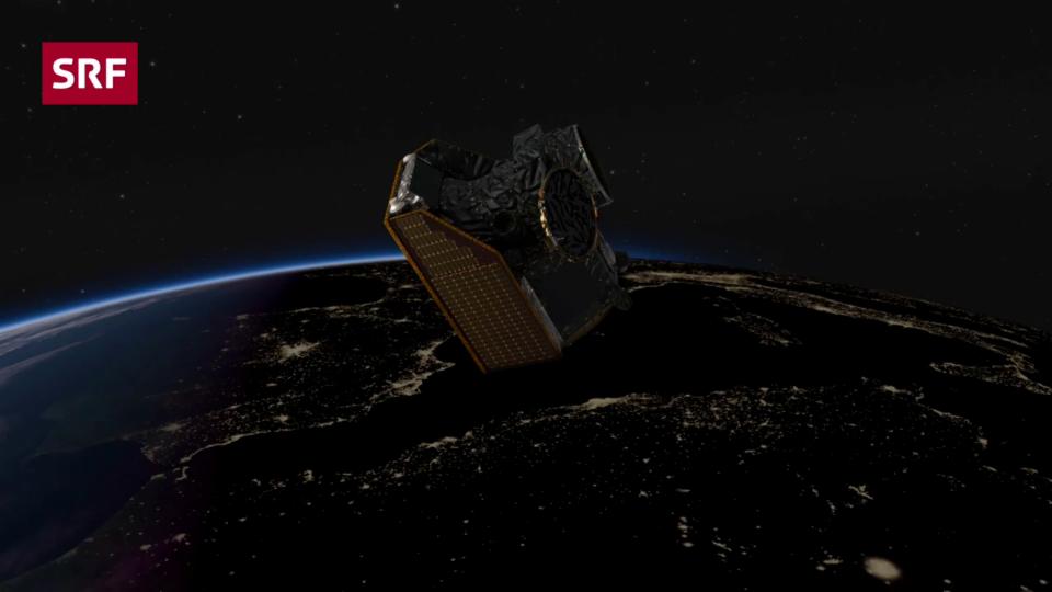 Der Schweizer Satellit soll Exoplaneten vermessen