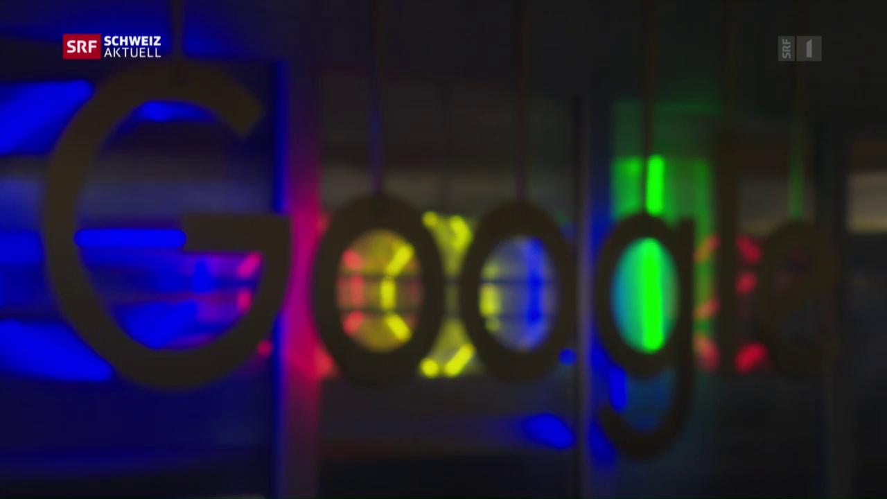 Google baut Standort in Zürich aus