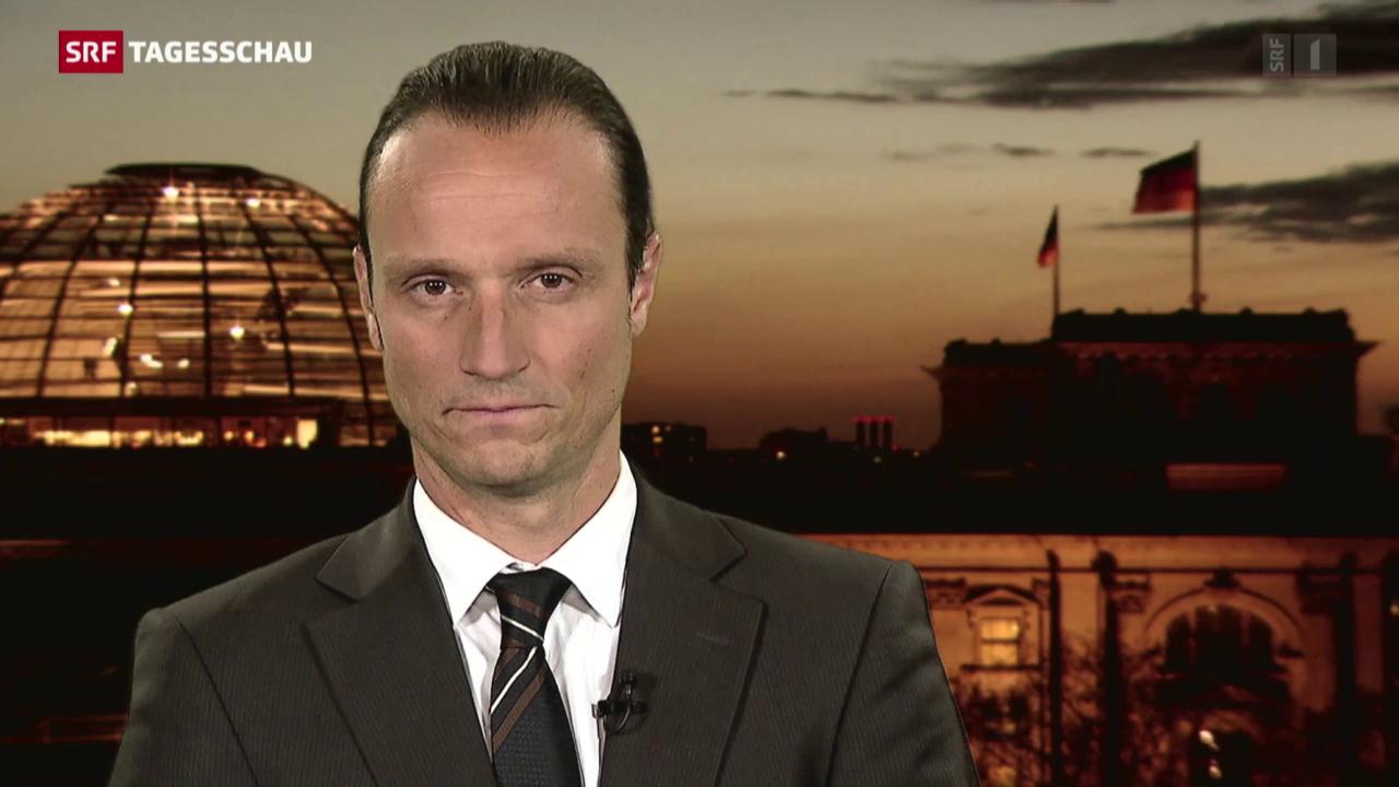 SRF-Korrespondent Adrian Arnold zur Abgas-Affäre