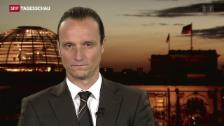 Video «SRF-Korrespondent Adrian Arnold zur Abgas-Affäre» abspielen