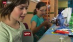 Video «Tüftelcamp in Appenzell» abspielen