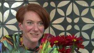 Video «Autorin Simone Meier im Porträt» abspielen