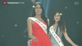 Video «Miss-World-Wahlen» abspielen