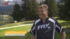 Video «Mountainbike-Pioniere an der WM auf der Lenzerheide» abspielen