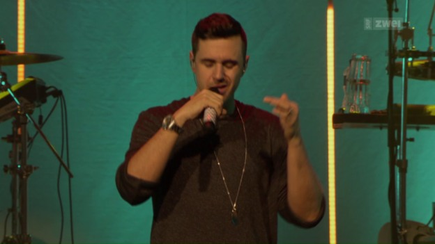 Video «Seven live bei «Jeder Rappen zählt»» abspielen