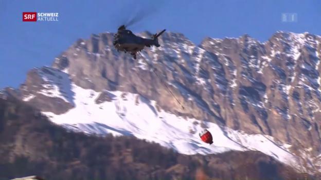 Video «Schweiz aktuell vom 30.12.2016» abspielen