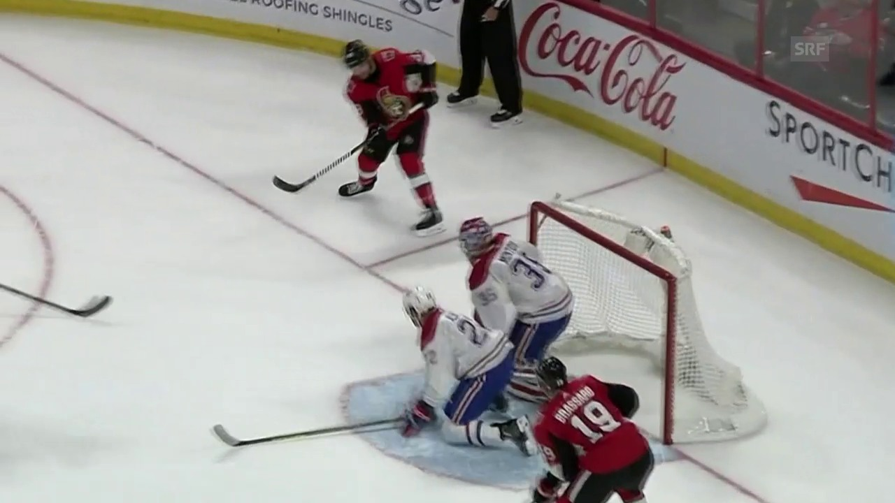 Chris DiDomenicos 2. Saisongoal in der NHL