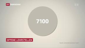 Video «Tausende unbesetzte Lehrstellen» abspielen