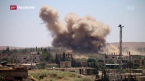 Video «Kampf um Daraa» abspielen