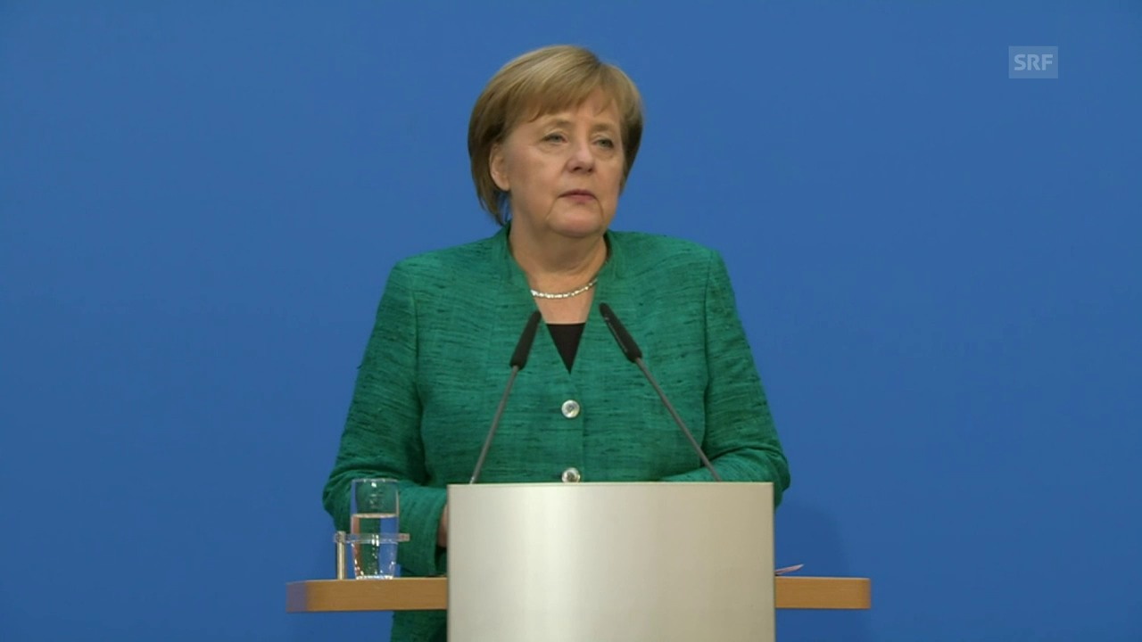 Merkel: «Wir brauchen mehr Schwung und Dynamik»