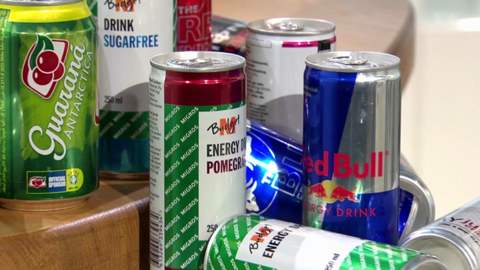 Wie gefährlich sind Energy-Drinks?