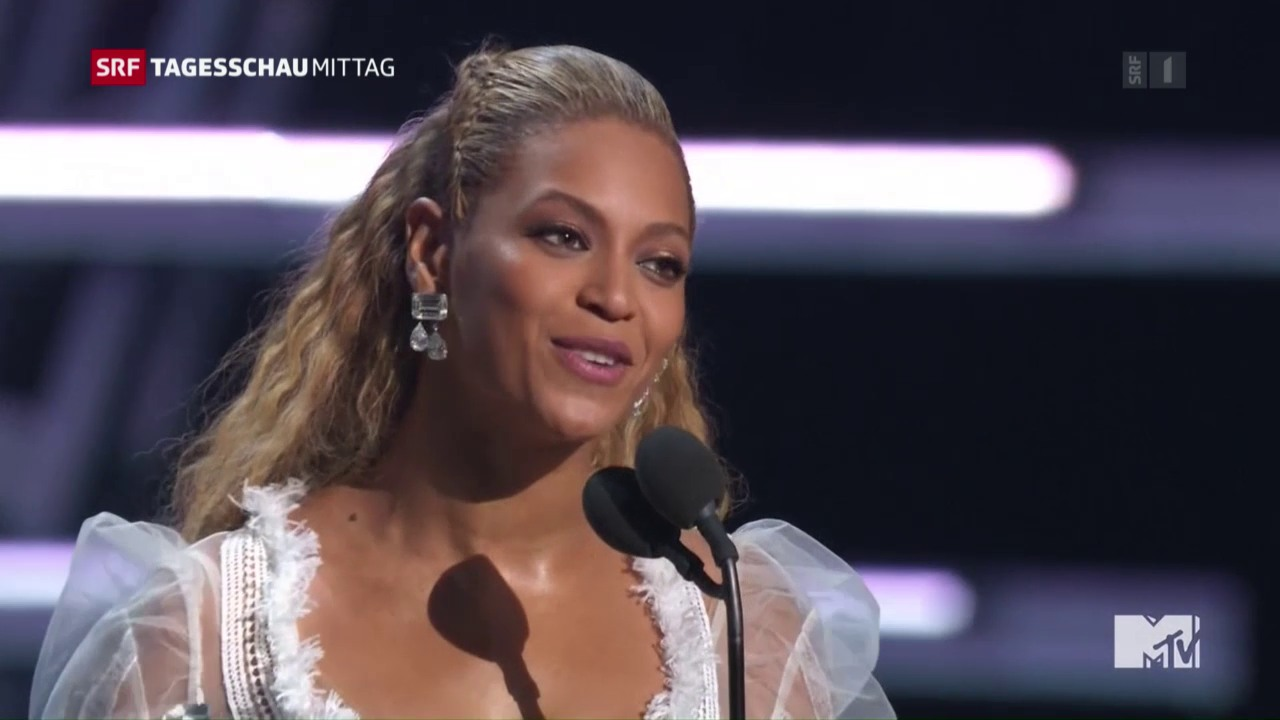 Beyoncé räumt ab an den MTV Music Awards