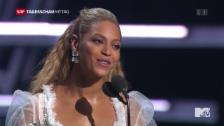 Video «Beyoncé räumt ab an den MTV Music Awards» abspielen