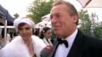 Video «Mottoparty in Zürich – die Prominenz ist geteilt» abspielen