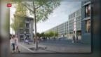 Video «Baustart für Zürcher Polizei- und Justizzentrum» abspielen