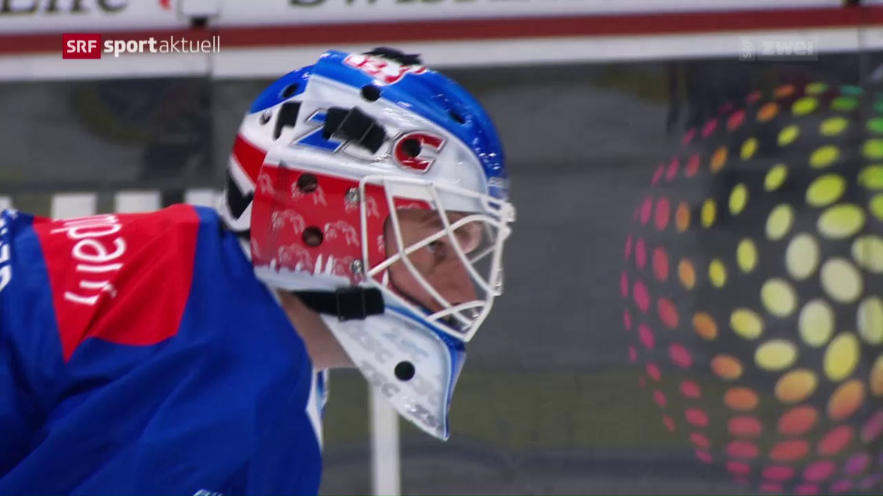 Eishockey: Goalierochaden beim ZSC