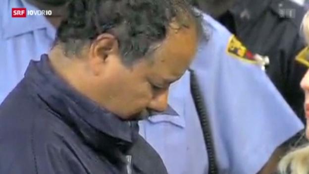 Video «Anklage im Entführungsfall von Cleveland» abspielen