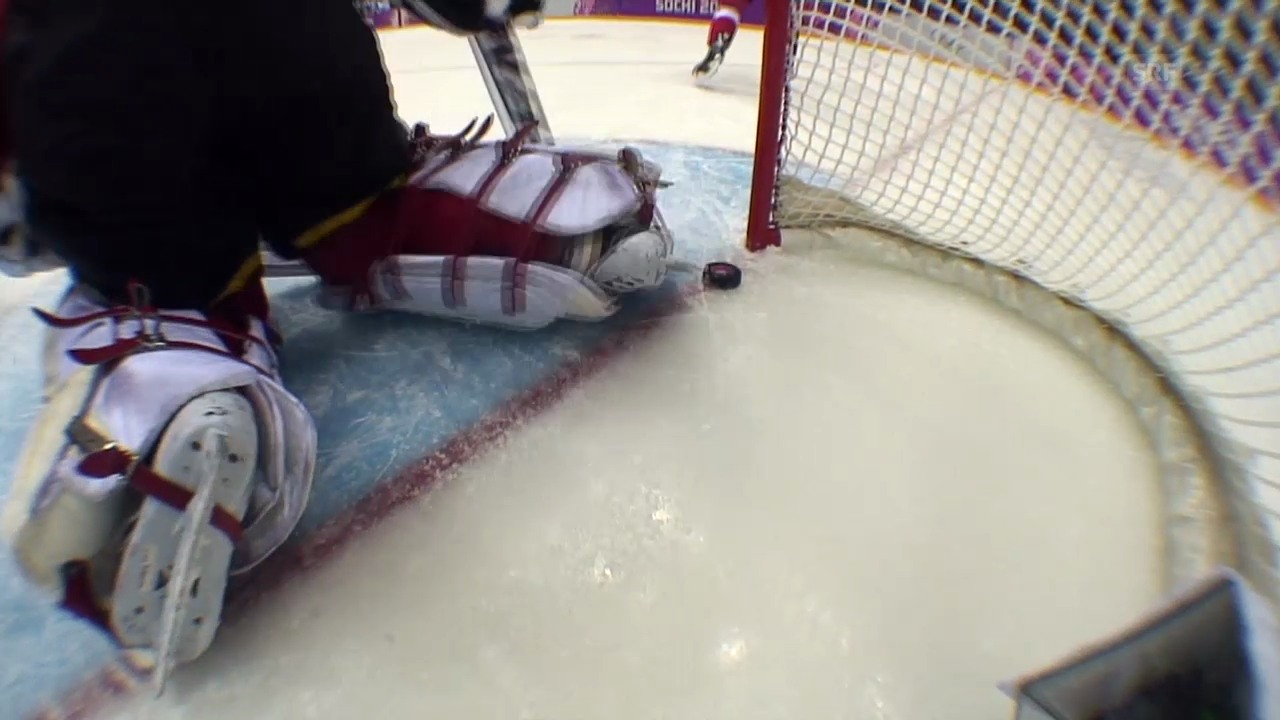 Eishockey: Highlights Finnland - Österreich (sotschi direkt, 13.02.2014)
