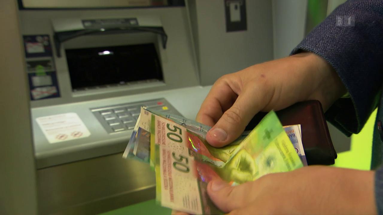 Schweizer Banken – Nachhaltigkeit geniesst wenig Kredit