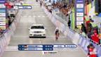 Video «Rad: WM 2014, Zeitfahren Frauen» abspielen