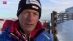 Video «Ski alpin: Speed-Chef Sepp Brunner im Portrait» abspielen