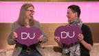 Video ««Ich oder Du»: Die Autorinnen Mitra Devi und Petra Ivanov» abspielen