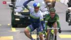 Video «Rad: Die 4. Etappe an der Tour de Romandie» abspielen