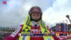 Video «Skispringen: Weltcup-Auftakt in Klingenthal» abspielen