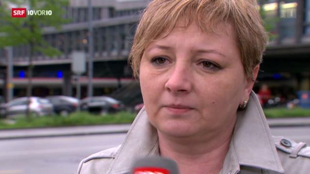 Polnischer Pflegerin klagt